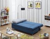 Multifunktions Armlehnen-Wohnzimmer-Sofa-Bett einstellen