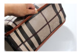 Manier van het Leer van de Vrouwen Pu van de Ontwerper van het merk Trendy Dame Handbags