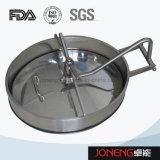 유형 맨홀 뚜껑 (JN-ML2002)의 둘레에 스테인리스 가공 식품