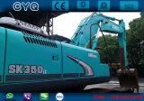 Strumentazione pesante utilizzata di Kobelco Sk350LC dell'escavatore da vendere