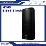 Doble de la fábrica altavoz profesional de la sala de reunión de 6.5 pulgadas (M265 - TACTO)