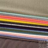 Tessuto delle lane della lavata della macchina di 100% con buona elasticità per il Nightdress in rosa-chiaro