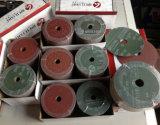 Disco de lixa de fibra de óxido de alumínio para metal