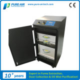 Rein-Luft Staub-Sammler für Faser-Laser-Markierungs-Maschinen-Markierungs-Metall (PA-500FS-IQ)