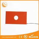 熱い販売法220V/500W 12*86cm 20LオイルドラムヒーターCe/ULのシリコーンゴムのヒーター