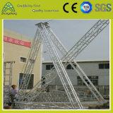 fardo de alumínio do Spigot da placa do fundo do projeto do fardo de 200mm*200mm China