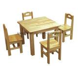 خشبيّة طاولة بالجملة وكرسي تثبيت لأنّ جدي