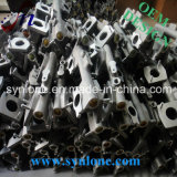 Aluminiumluftauslass-Rohr mit Druckguss-Prozess