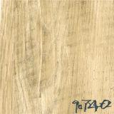 Documento decorativo tagliato del grano di legno per la pavimentazione