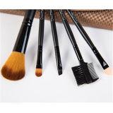 5 van de Kosmetische Professionele van de Reis van het Ontwerp stukken Borstel van de Make-up