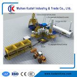 Смеситель асфальта 80 T/H передвижной и завод асфальта смешивая, завод асфальта (QLB80)