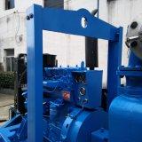 Deshidratación de la bomba de aguas residuales con el tanque de combustible integral
