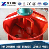 Le mélangeur simple de mélangeur de boue et double de Layerconcrete monté par remorque efficace élevée branchent à la pompe de la colle