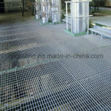 Cubierta Haoyuan rejilla de acero para uso de la fábrica