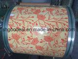 El acero de la impresión enrolla Frm Shandong Yehui