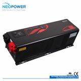 2kw LCD 12V 24V 48V Wechselstrom-Spannungs-Inverter mit Builtin Aufladeeinheit