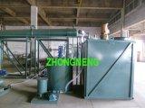 기계, 기본적인 기름 증류법 장비를 재생하는 이용된 엔진 기름