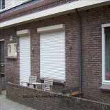 Aluminiumrollen-Blendenverschluß, rollendes Tür-Fenster