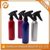 Garrafa de spray de gatilho de borracha cosmética de grande capacidade de 500ml Sliver Color