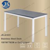 Просто самомоднейший HK вводит стол в моду работы нержавеющей стали деревянный