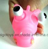 Plastikdruck-Spielzeug-Kuh-Entwurf förderndes Git Spielzeug