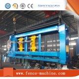 2017 Máquina de hacer malla Gabion actualizada