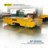 Carro motorizado transporte del carril de las cargas pesadas