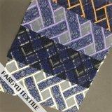 Nylon del jacquard/tessuto di lavoro a maglia merletto cotone/del poliestere