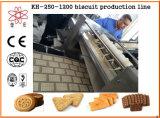 Venda quente da máquina pequena da fabricação de biscoitos Kh-400