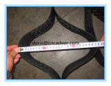 HDPE пластичное Geocell, ультразвуковая заварка Geocell