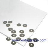 O acrílico desobstruído expulso cobre o acrílico do painel da placa de placa para o Workmanship