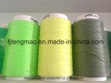 가죽 끈을%s 450d/96f 녹색 FDY PP 털실