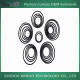 Kundenspezifischer geformter Silikon-Gummi-Automobil-O-Ring
