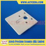 Precisione Drilling/CNC che lavora sulle parti di ceramica dell'allumina di elevata purezza