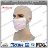 Respirateur médical non tissé de substance particulaire de masques protecteurs de marche à suivre d'Earloop
