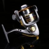 A02-Sea Fischerei-Zeile runde Metallspinnendes Rad-Zeile runder Rod