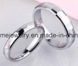De Koreaanse Paren bellen Wit Geplateerde Hete Verkopende Ringen