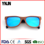 Выдвиженческие Unisex прокатанные деревянные солнечные очки
