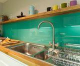 стекло 6mm заднее покрашенное Toughened для кухни Splashback с BS6206