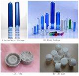 Haustier-Vorformling-spritzen Plastikflaschenkapseln die Form ein, die Maschinen-Preis bildet