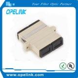 Duplex milímetro do adaptador da fibra óptica Sc-Sc