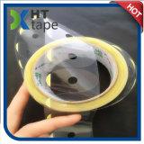 Película de poliéster com única colagem lateral para a película protetora da lente