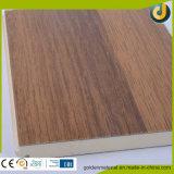 Revestimento de madeira estratificado impermeável do PVC da fábrica