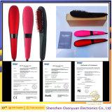 使用できるLCDの異なったカラーの新しい毛のストレートナの櫛