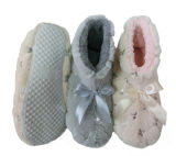 Ботинки снежка теплой зимы мягкие для ребенка повелительниц
