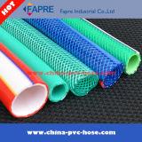 Mangueira de resistência de fibra de PVC para óleo de transporte de água