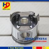 el motor diesel del pistón 4D84 parte el pistón de 4tne84 4tnv84 con el OEM ningún (129508-22080)