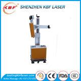 Máquina 20W de la marca del laser de la fibra de la mosca