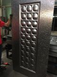 유럽 기준 석판 위원회 디자인 강철 외부 문 형