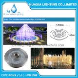 Lumières de 304/316 de l'acier inoxydable DEL syndicat de prix ferme de fontaine